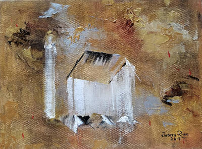 Painting - Back In The Day by Judith Rhue