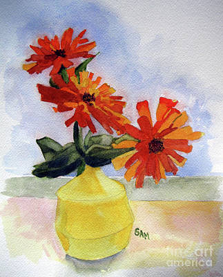 Painting - Back To Basics by Sandy McIntire