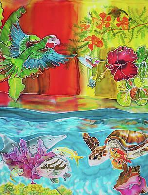 Back To Eden Art Print