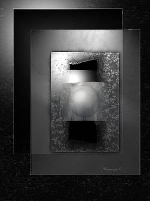Digital Art - Back To It by Ines Garay-Colomba
