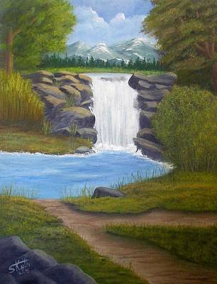 Painting - Back To Nature by Sheri Keith