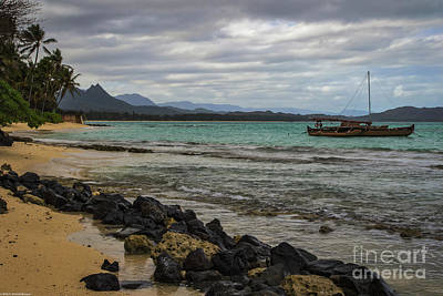 Photograph - Back To The Islands by Mitch Shindelbower
