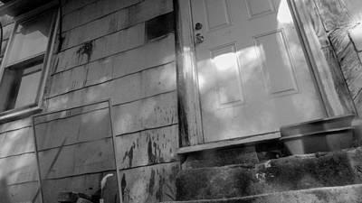 Backdoor Original by Sarah Hembree