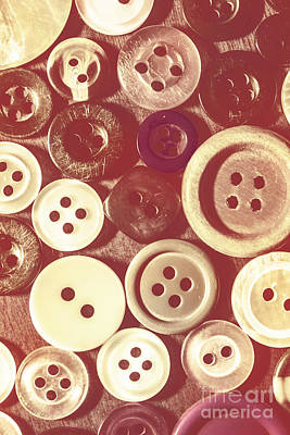 Photograph - Background On A Button Collector by Jorgo Photography - Wall Art Gallery