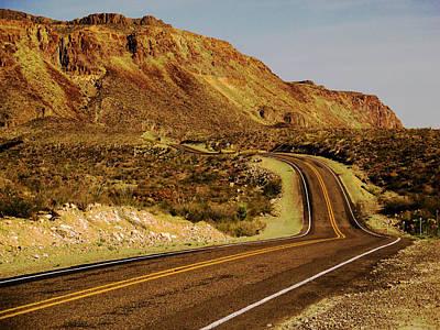 Photograph - Backroads Presidio Tx by Jeff Kurtz