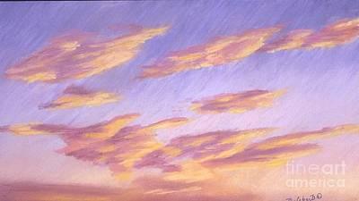 Painting - Backside Of Splender by Mary Erbert