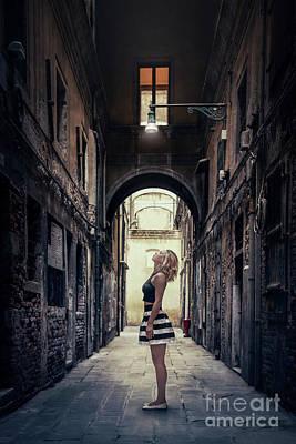 Photograph - Backstreet Dreamer by Evelina Kremsdorf