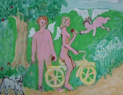 Bad Dream - No One Eats Apples In Heaven Original