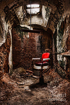 Dilapidated Photograph - Bad Hair Day by Andrew Paranavitana
