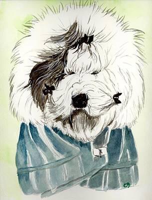 Bad Hair Day Original by Carol Blackhurst