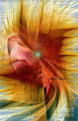 Digital Art - Bad Hair Day by Rafael Salazar