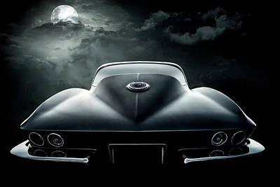 Digital Art - Bad Moon Rising by Douglas Pittman