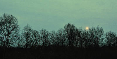 Photograph - Bad Moon Rising by JAMART Photography