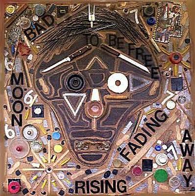 Mixed Media - Bad Moon Rising by Michael Puleo