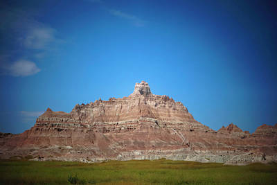 Photograph - Badlands Canyon by Heidi Hermes