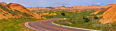 Photograph - Badlands Park Loop by Adam Jewell