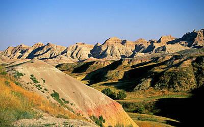 South Dakota Photograph - Badlands, South Dakota by Buddy Mays