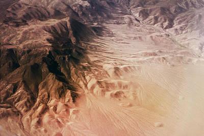 Photograph - Badlands by Susan Vineyard