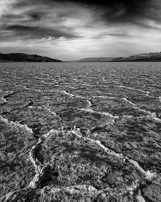 Death Valley Photograph - Badwater by Joseph Smith