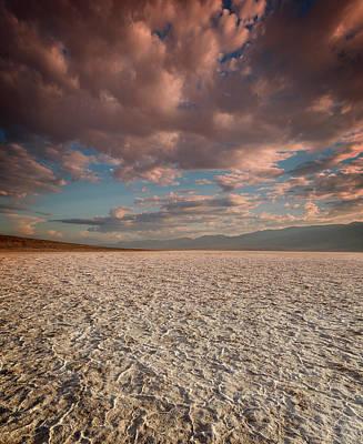 Photograph - Badwater V by Ricky Barnard