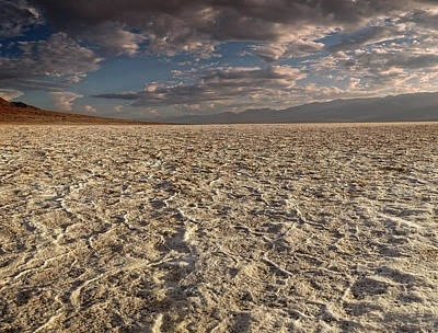 Photograph - Badwater Vi by Ricky Barnard