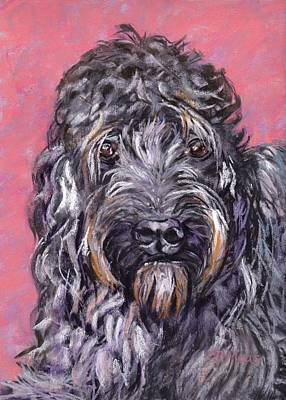 Painting - Baeleigh by Julie Maas