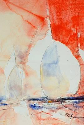 Scot Painting - Bag Full by Robert Yonke