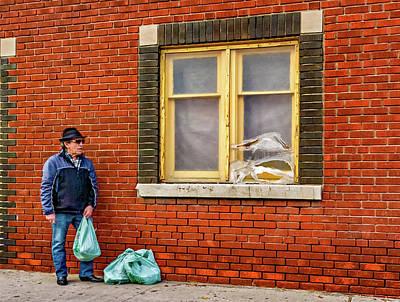 Af Vogue - Bag Man by Steve Harrington