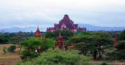 Photograph - Bagan 2 by Kurt Van Wagner