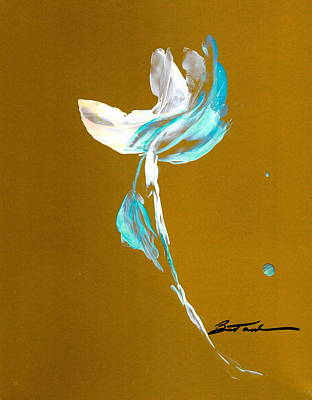 Wall Art - Painting - Bahama Bloom by Alexis Bonavitacola