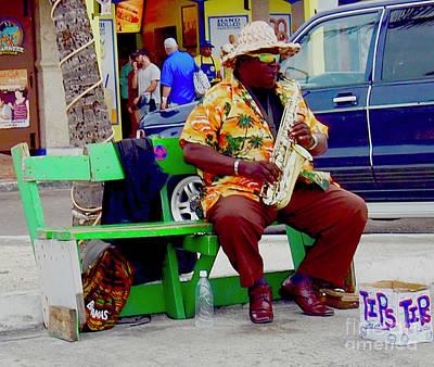 Photograph - Bahama Solo by Joseph Mora