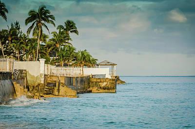 Photograph - Bahamas Tropical Coast by Anthony Doudt