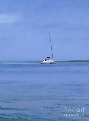 Painting - Bahamian Boat by Alessandro Raho