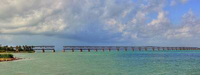 Bahia Honda Art Print by Sean Allen