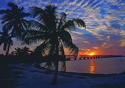 Photograph - Bahia Honda State Park, Florida Keys by Gary Corbett