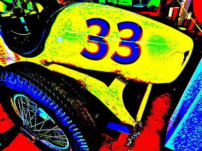 Photograph - Bahre Car Show II 34 by George Ramos