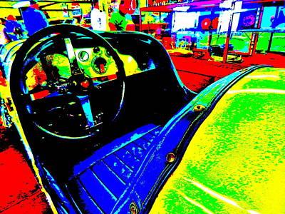 Photograph - Bahre Car Show II 35 by George Ramos