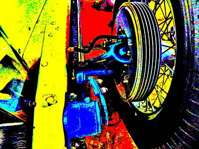 Photograph - Bahre Car Show II 37 by George Ramos