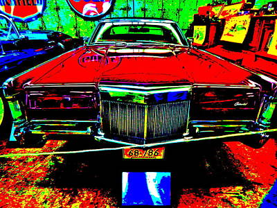 Photograph - Bahre Car Show II 38 by George Ramos