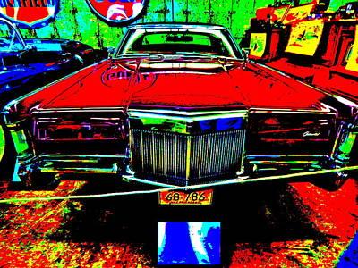 Photograph - Bahre Car Show II 38 by George Ramos