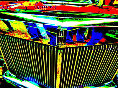 Photograph - Bahre Car Show II 39 by George Ramos