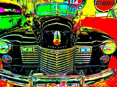 Photograph - Bahre Car Show II 43 by George Ramos