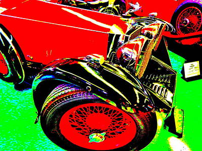 Photograph - Bahre Car Show II 54 by George Ramos