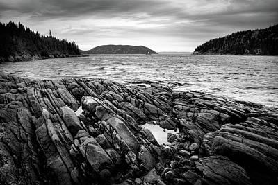 Photograph - Baie Verte, Newfoundland by Joshua Hakin