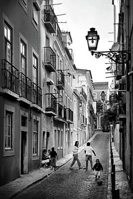 Photograph - Bairro Alto by Carlos Caetano