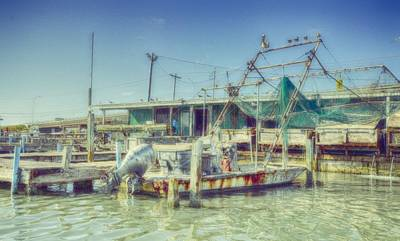 Photograph - Bait Shop by Kristina Deane