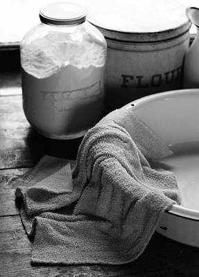 Soap Dish Photograph - Baked Bread by Jerry Cordeiro
