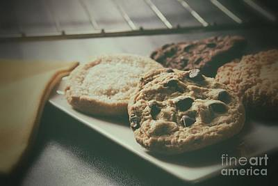 Photograph - Baked Cookies by Jimmy Ostgard
