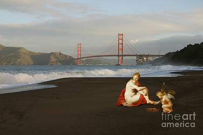 Baker Beach Art Print