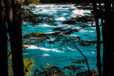 Photograph - Baker River by Walt Sterneman